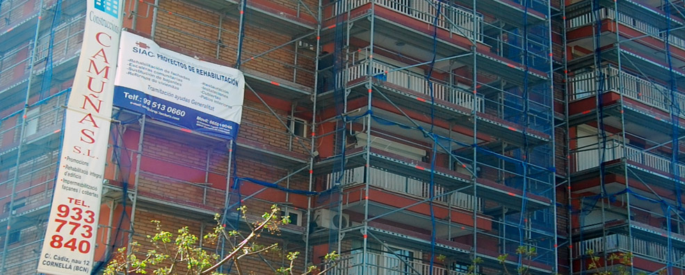 Construcciones camu as empresa rehabilitaci n integral for Empresas de construccion en barcelona